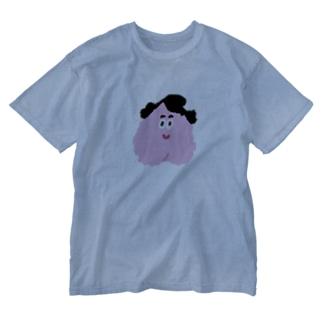 AKUTAGAWA桃太郎 Washed T-shirts