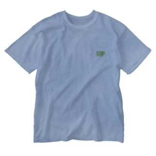 鵠沼海岸 Beahシリーズ Washed T-shirts