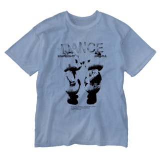 DANCE black Washed T-shirts