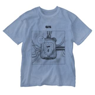 夢、それはドリーム… Washed T-shirts