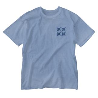 横浜優勝 小 2×2 Washed T-shirts