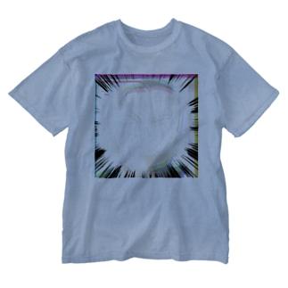 田中先輩 Washed T-shirts