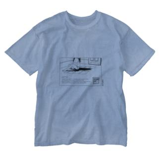 nono3のHoney Washed T-shirts