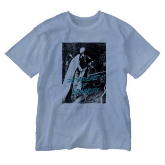 THE BOUQUET OF GIRUMURU Washed T-shirts