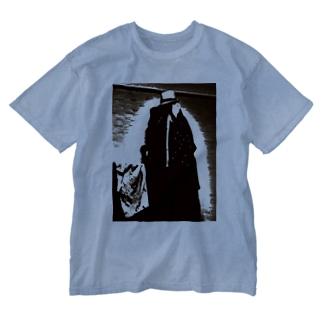 Scarecrow man Washed T-Shirt
