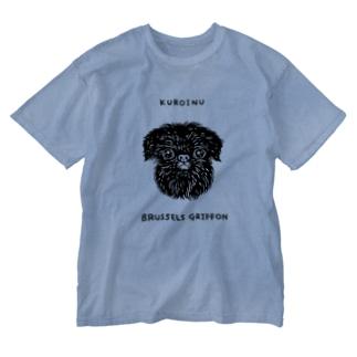 KUROINU BG Washed T-shirts