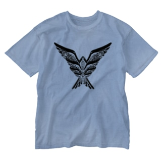 Iron wing  Washed T-shirts