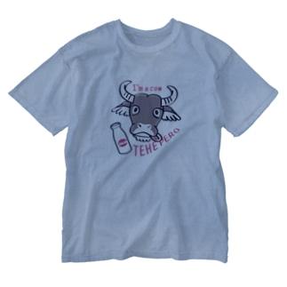 CT78水牛くんB*A Washed T-Shirt