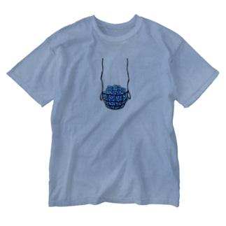 ネモフィラ* Washed T-shirts