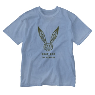 Deaf Ear  Washed T-shirts