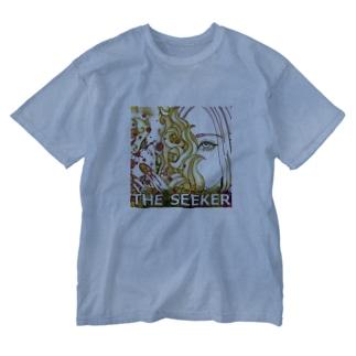【THE SEEKER】DbD公式放送掲載アイコン Washed T-shirts