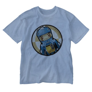 SpaceMonkey Washed T-shirts