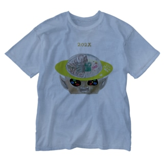 【明るめ】【ちょい上め】NEW OLYMPIX『202X』 Washed T-Shirt