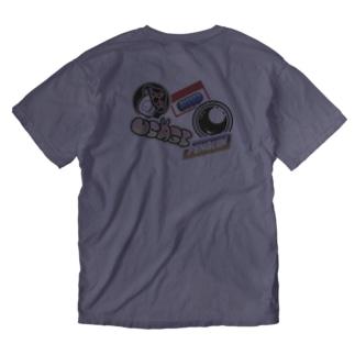 ステッカー Washed T-shirts