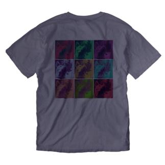 SAIGO-KEN Washed T-shirts