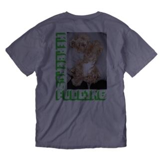KERBEROS Washed T-shirts