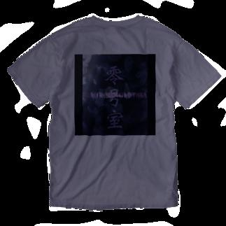 zero_roomの零号室公式着. Washed T-shirts