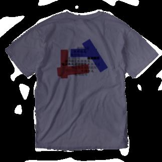 竹下キノの店の徹頭徹尾 Washed T-shirts
