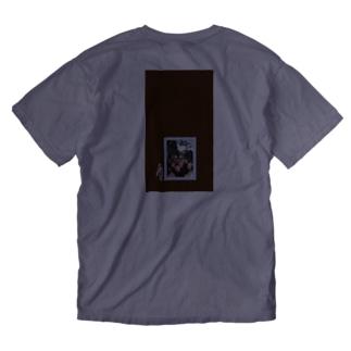 chuLIP_TULIPs Washed T-shirts