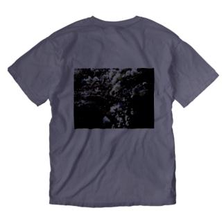 爛漫オブザイヤー Washed T-shirts