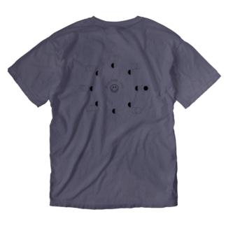 セカチュウ Washed T-shirts