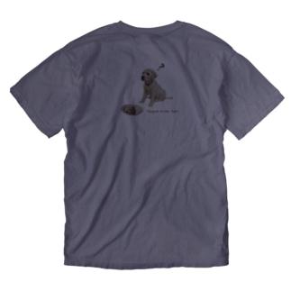 アデー Washed T-shirts