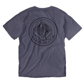 GomezDurms.の蕎麦厨房 岩戸屋 Washed T-shirts