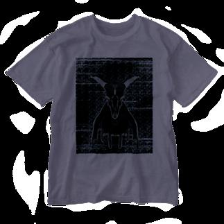 Re:Morayのボーン Washed T-shirts