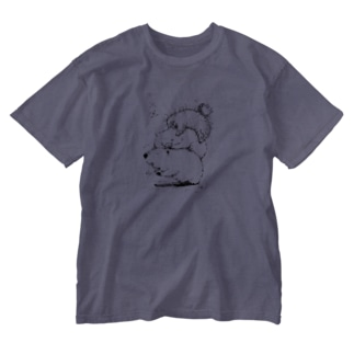 ずんぐり〜ずの居眠り隊 Washed T-shirts