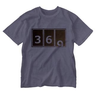 369 Washed T-shirts
