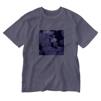 タコクラゲ② Washed T-shirts