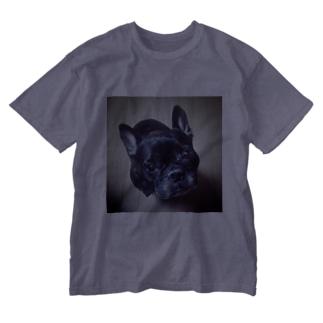 「下向いてたっていいよ。俺が上見とくからな。」 Washed T-shirts