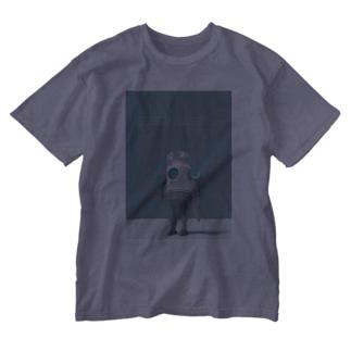 VoxelArt-ROBOT- Washed T-shirts