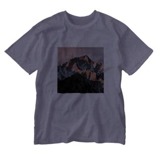 アレ Washed T-shirts