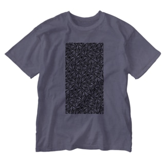Numeric Conversion Pattern #hex Washed T-shirts