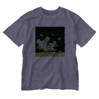 FROM SCRATCH2 Washed T-shirts