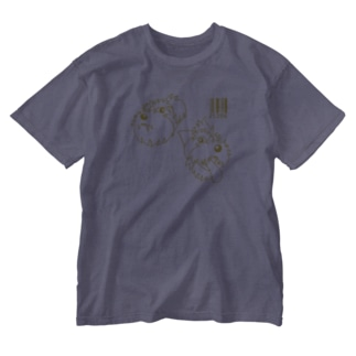 25396黄色 Washed T-shirts