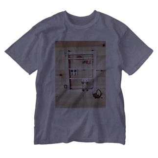 アクセサリーホルダー Washed T-shirts