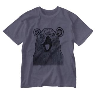 発狂アニマルシリーズ03 Washed T-shirts