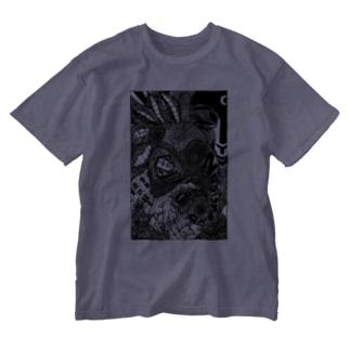 偽態 Washed T-shirts