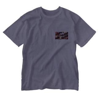 SÜNオフィシャルグッズ Washed T-shirts