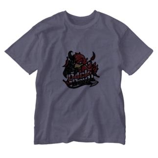 だっくでびるのお店ぇ Washed T-shirts