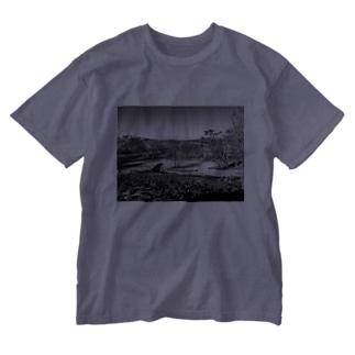 荒野 Washed T-shirts