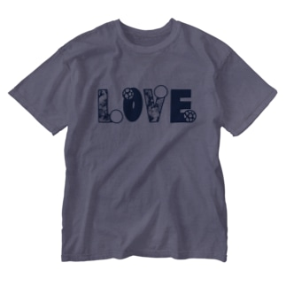 Love Washed T-shirts