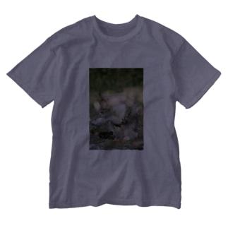 初夏。 Washed T-shirts