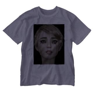 saudade 2019 Washed T-shirts