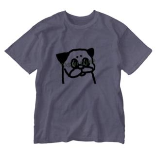 なんつった? Washed T-shirts