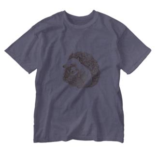 やわいこころ Washed T-shirts