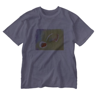 Love fruits Clear Washed T-shirts