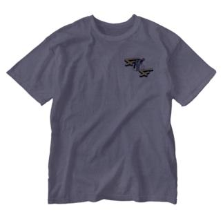 404_DOG Washed T-shirts